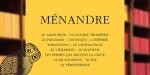 Ménandre Tome III