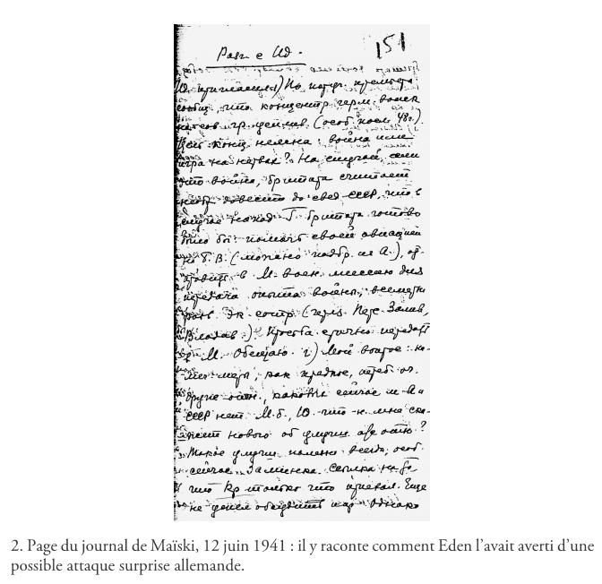 Page journal Maiski