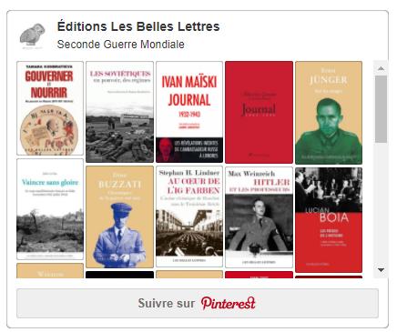 WWII aux Belles Lettres