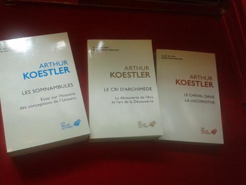 Arthur-Koestler-Trilogie